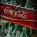 Vintage Coca Cola 1 by Paul Ward