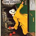 Vintage Coffee Advert - Circa 1920's by Marlene Watson