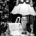 Vintage Display by Sandra Selle Rodriguez
