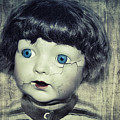 Vintage Doll by Jutta Maria Pusl