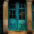 Vintage Doors by Perry Webster