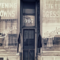 Vintage Dress Shop by Mindy Sommers