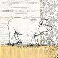 Vintage Farm 2 by Debbie DeWitt