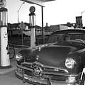 Vintage Ford by Rebecca Margraf