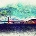 Vintage Golden Gate by Jo-Anne Gazo-McKim