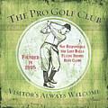 Vintage Golf Green 2 by Debbie DeWitt