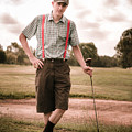 Vintage Golf by Jorgo Photography - Wall Art Gallery