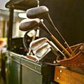 Vintage Golf Set by Straublund Photography