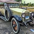 Vintage Hudson 1921 Phaeton Motor Car by Joy of Life Art Gallery