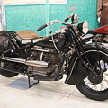 Vintage Indian Black by Rob Luzier