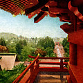 Vintage Japanese Art 13 by Hawaiian Legacy Archive - Printscapes