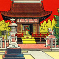 Vintage Japanese Art 2 by Hawaiian Legacy Archive - Printscapes