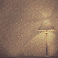 Vintage Lamp by Mythja Photography