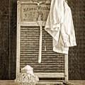 Vintage Laundry Room by Edward Fielding