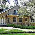 Vintage Limestone Home by D Hackett