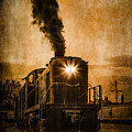 Vintage Locomotive by Dale Kincaid