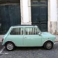 Vintage Mini Minor by Andrew Fare
