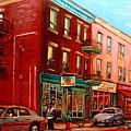 Vintage Montreal by Carole Spandau