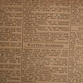 Vintage Old Classified Newspaper Ads by Edward Fielding