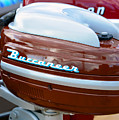 Vintage Outboard 2 by David Lee Thompson