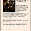 Vintage Photograph Of Vincent Van Gogh - Taken 13 Years After His Death - Article by Jose A Gonzalez Jr