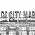 Vintage Ponce City Market  by Kennard Reeves