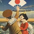 Vintage Poster - Toyo Kisen Kaisha by Vintage Images