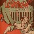 Vintage Poster - Vatican Galantara by Vintage Images