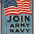Vintage Recruitment Poster by Vintage Pix