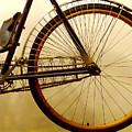 Vintage Remington Bike by Lori Seaman