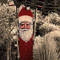 Vintage Santa by Joanne Coyle