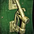 Vintage Sinclair Dino Gas Pump by Mike Martin