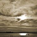 Vintage Sky. by Terence Davis