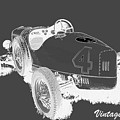 Vintage Speedster by Barry Germany