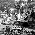Vintage Street Scene In Ponce - Puerto Rico - C 1899 by International  Images