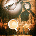 Vintage Tea Crate Cafe Art by Jorgo Photography - Wall Art Gallery