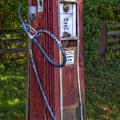 Vintage Tokheim Gas Pump by Susan Candelario