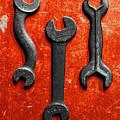Vintage Tools by Tom Druin