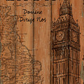 Vintage Travel London by Debbie DeWitt