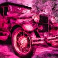 Vintage Truck by Caito Junqueira