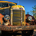 Vintage Truck by Mary Hone