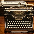 Vintage Underwood by Patricia Strand