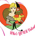 Vintage Valentine  by Barbara Jacobs