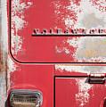 Vintage Volkwagen Emblem by Marilyn Hunt