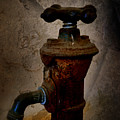 Vintage Water Faucet by Heinz G Mielke