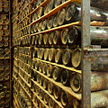 Vintage  Wine Bottles by Anastasy Yarmolovich