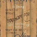 Vintage Wtlb Faith by Debbie DeWitt