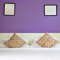 Violet Bedroom by Jirawat Cheepsumol