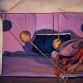 Violet Box by Karen Thompson