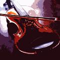 Violin Artistic by Steve Somerville